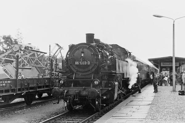 86 1333 in Neustadt / Sachsen.