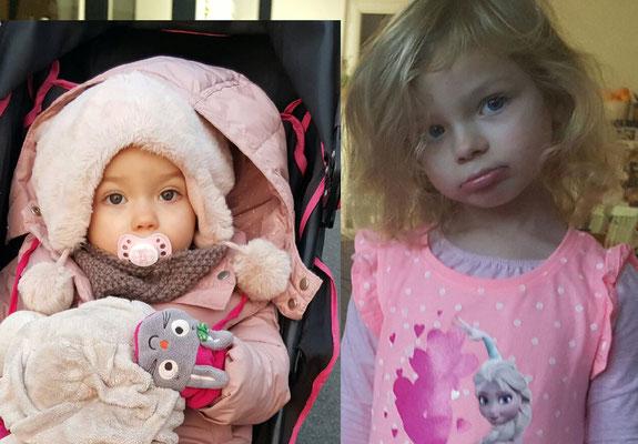 Photo des enfants d'Aurélie