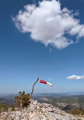 Photo extraite du livre parapente vol de distance