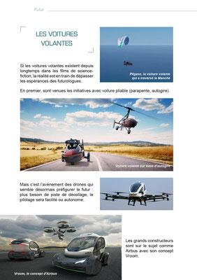 Les voitures volantes
