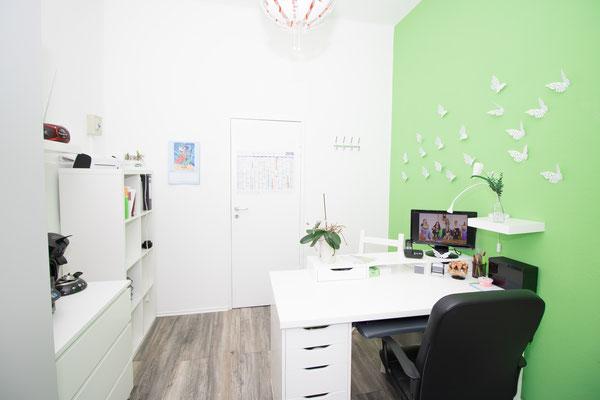 "Büroräume Bieblach-Ost ""Ergotherapie Astrid Stahlmann UG"", Gera"