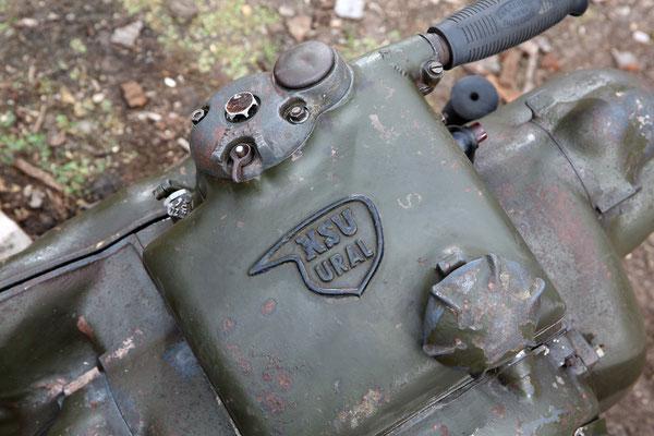 NSU / URAL   Typ 401 / 100