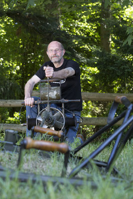 SECTOR - Säge  -  Die erste Kettensäge in Europa