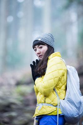 Yuka Kato /ランドネ5月号