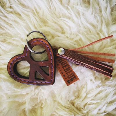 peaceheart key fob