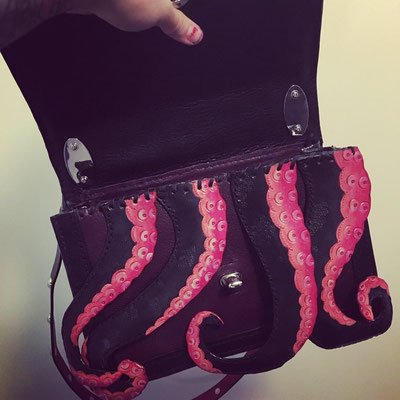 the octopus bag