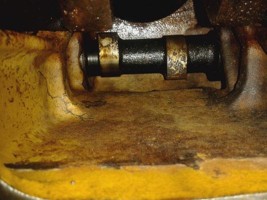 Nockenwelle Zylinder 1