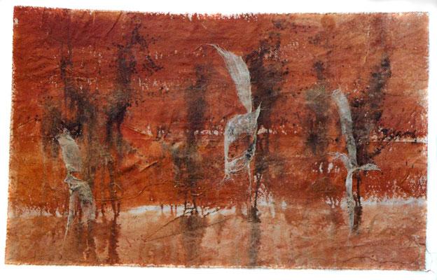 HERBSTSONATE II   2007   56x91