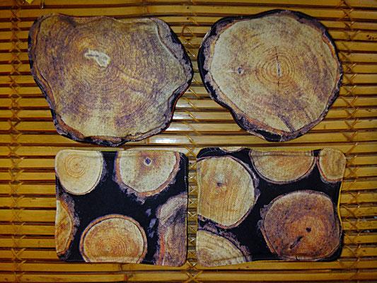 Duft Kissen Zirbenholz, Entspannungskissen für Kinder und Erwachsene