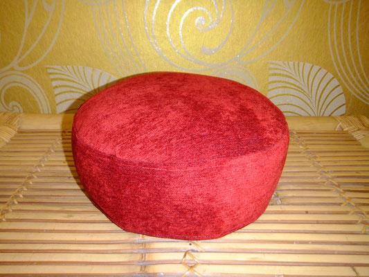 Yoga, Meditationskissen, rund, 54 euro, Sitzkissen, Rot