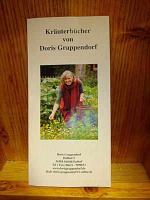 Doris Grappendorf, Kräuterbuch