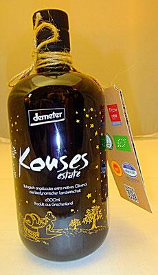 Demeter Olivenöl aus Kreta , Organic Farmers