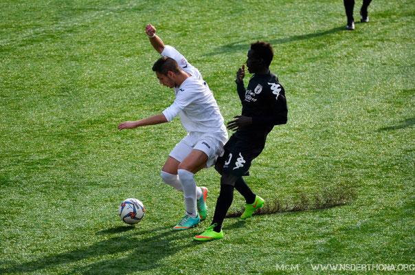 2014-15 BORGOSESIA-DERTHONA 1-0 SUNHANA SAMBU
