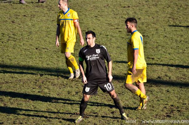 2014-15 Derthona-Sporting Bellinzago Simone Baudinelli
