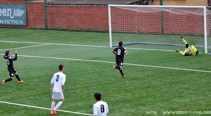 2014-15 BORGOSESIA-DERTHONA 1-0 VICINI AL PAREGGIO