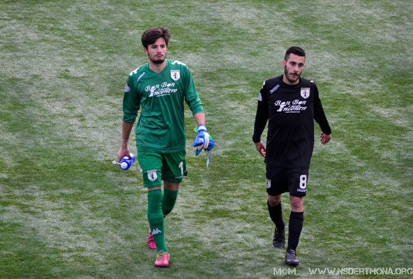 2014-15 BORGOSESIA-DERTHONA 1-0 ....FERRARONI E GILIO