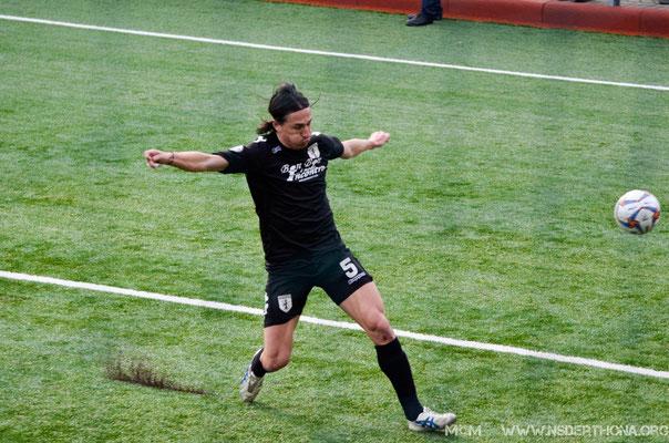 2014-15 BORGOSESIA-DERTHONA 1-0 CLAUDIO MIALE