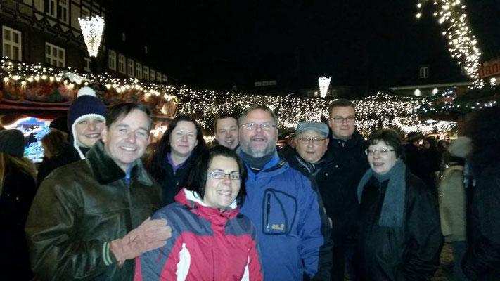 Besuch Auf Dem Weihnachtsmarkt.Besuch Auf Den Weihnachtsmarkt 29 11 2014 Mx5 Freunde Harz