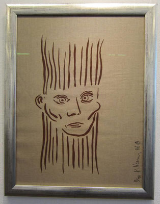 © Keith Haring: Hommage à Joseph Beuys