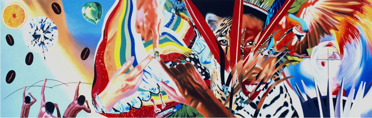 © James Rosenquist: Brazil