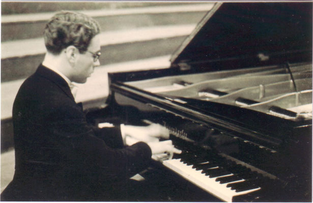 Karlrobert Kreiten in concert, 1941