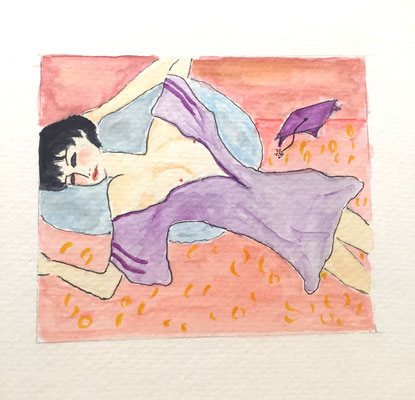 Academic Nude (Modigliani) Nov 18 2017