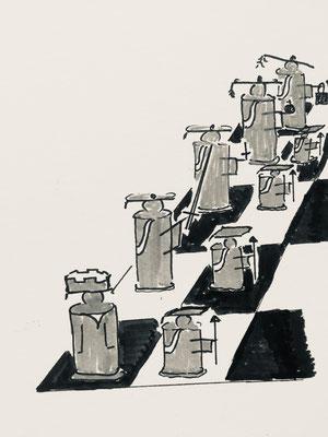 Academic Chess Set 2 May 24 2020