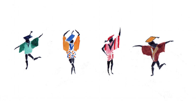 Costume Sketches for Academic Ballet March 29 2015