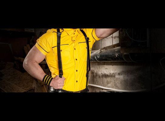 F-Wear police shirt