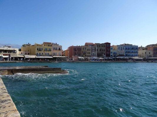 Le port vénitien
