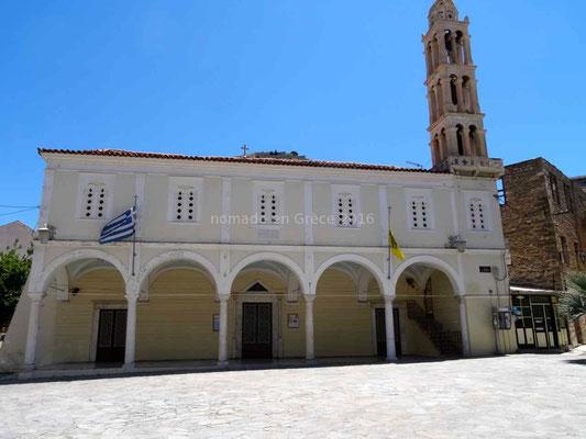 Cathédrale Agios Georgios