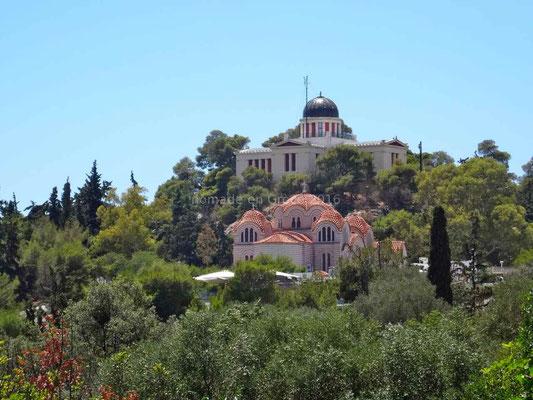 Dans Athènes