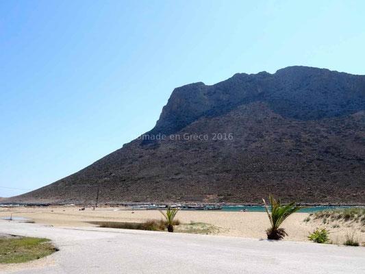 La colline de Zorba