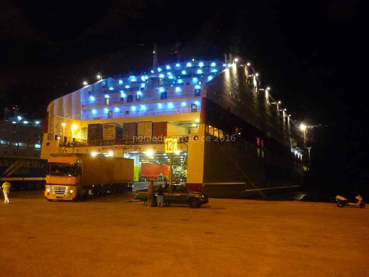 Le Cruise Olympia