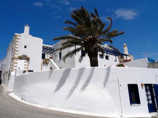 Kythira, on y trouve la blancheur des Cyclades