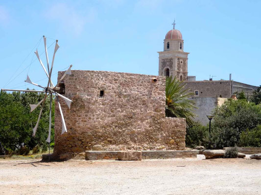 Le monastère de Toplou