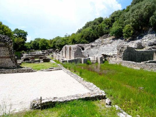 Site archéologique de Butrint