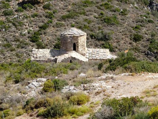 Vieille église à Paleochora