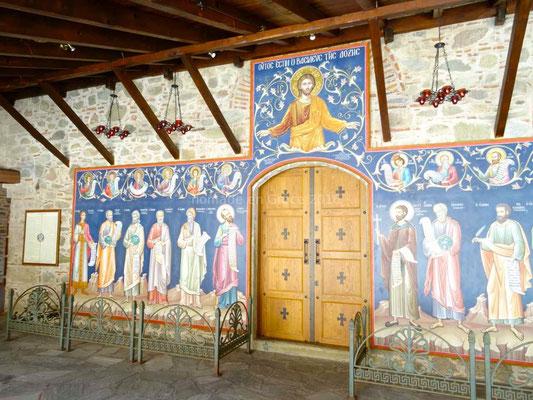Jésus et les 12 apôtres (Grand Météore).