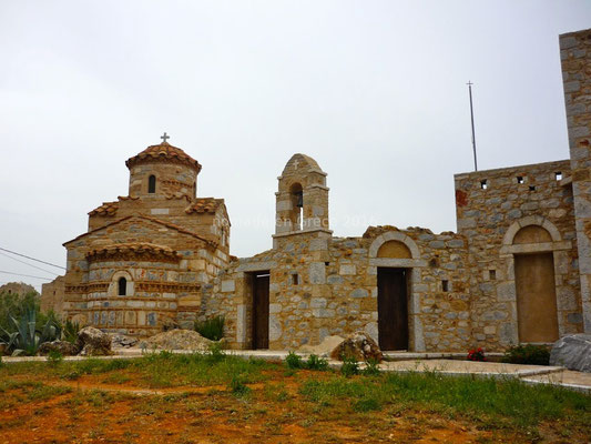 Chapelle orthodoxe restaurée
