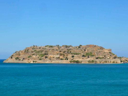 L'île des lépreux à Spinalonga