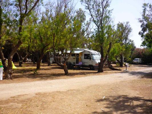 Camping Elizabeth à Rethymno
