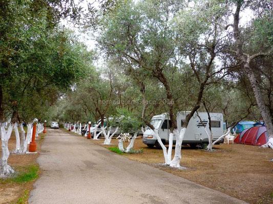 Camping Haniá à Haniá