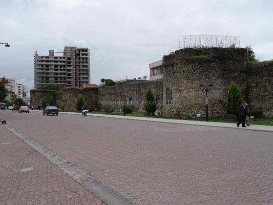 Murailles de la citadelle