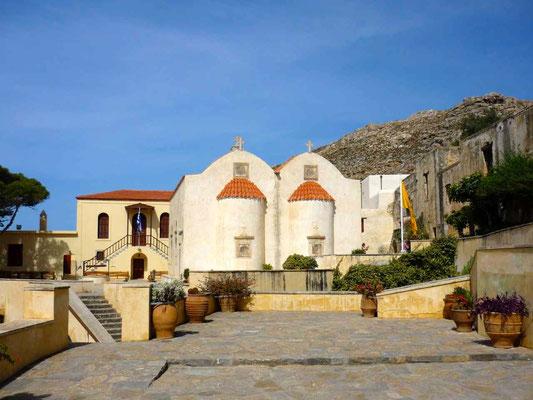 Monastère de Préveli
