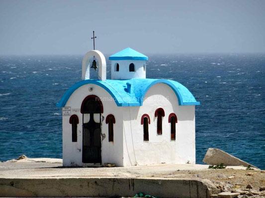 Jolie chapelle près d'Haniá
