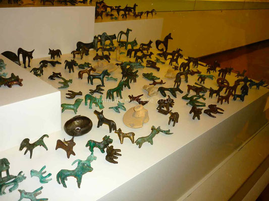 Musée d'Olympie, les Playmobils de l'antiquité!