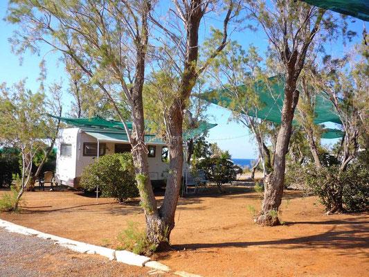 Au camping de Sissi
