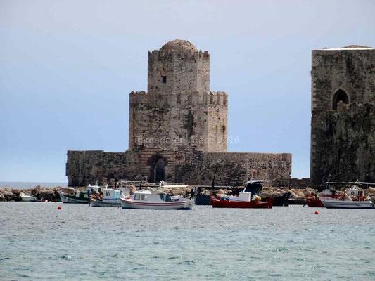 La forteresse de Methoni