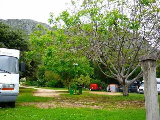 Au camping Kate à Mlini